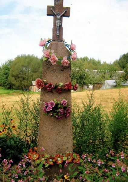 Radžiūčių kaimo kryžiai