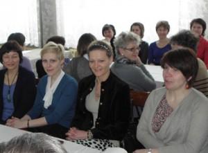 Lenkijos lietuvių mokytojų konferencijos dalyviai