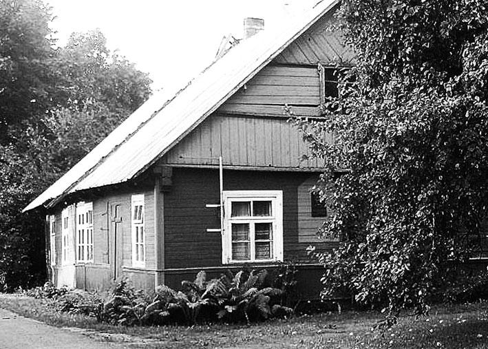 J. Kaluškevičiaus namas
