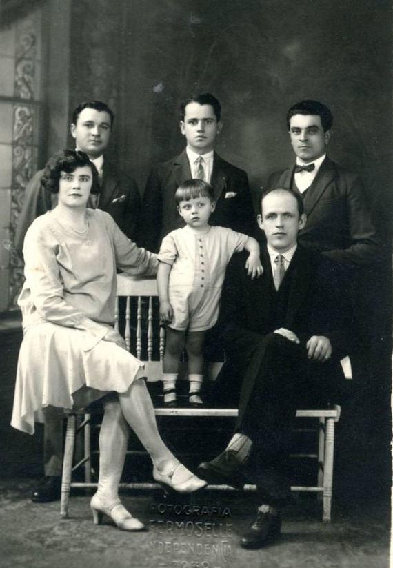 Lietuviai imigrantai Argentinoje / epaveldas.lt nuotr.