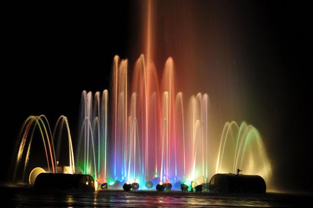 Veisiejų fontana